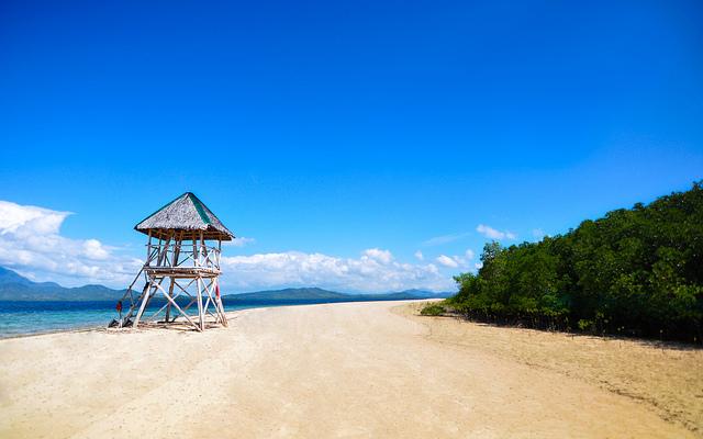 honda bay island hopping one day tour