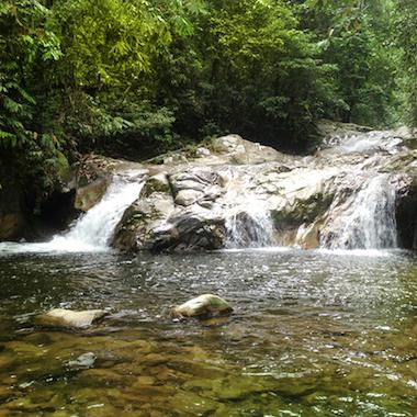 驚奇溯溪冒險之旅