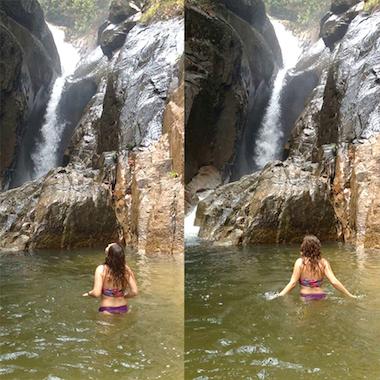 TLC旅遊生活頻道-飛瀑溯溪之旅
