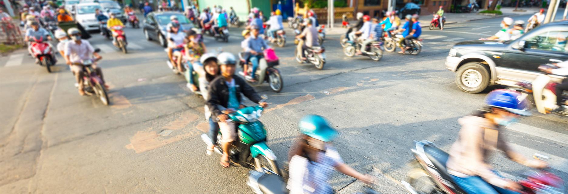 Feeling The Beat of Sai Gon - Motorbike Tour