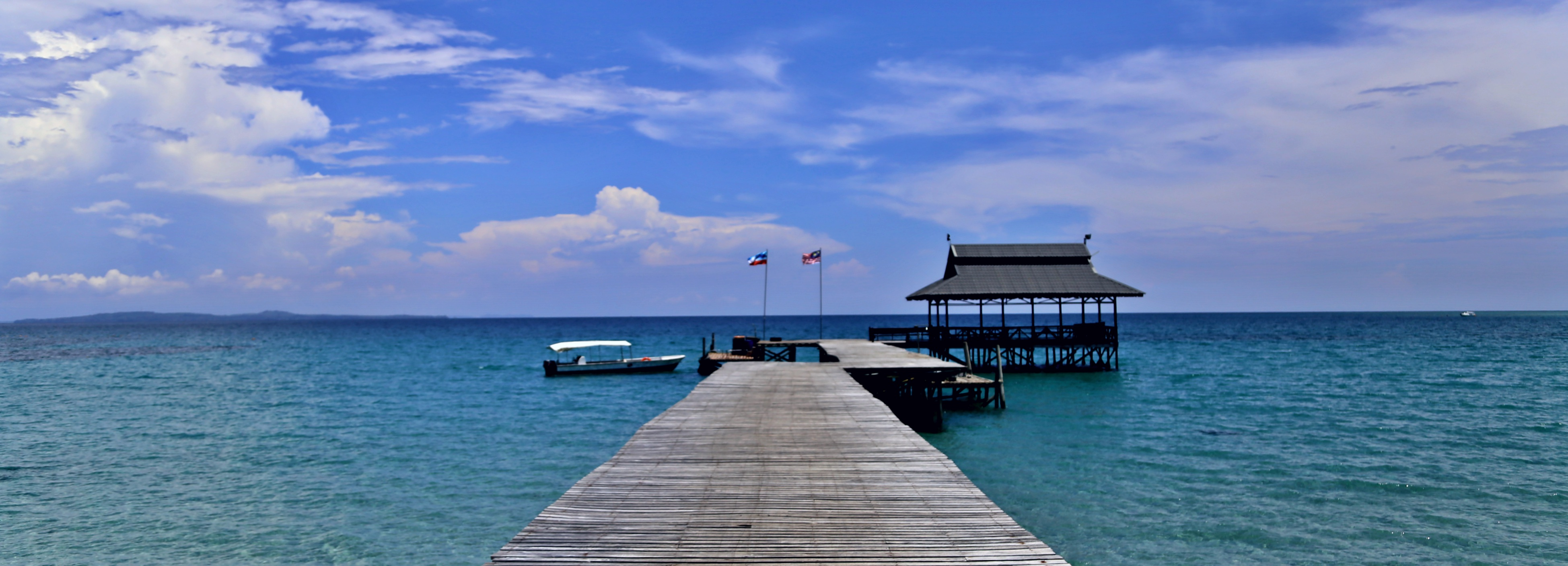 Sabah 2-Day Tour : Tiga Island Resort, Volcanic Mud Bath, Snake Island, Pehu Island