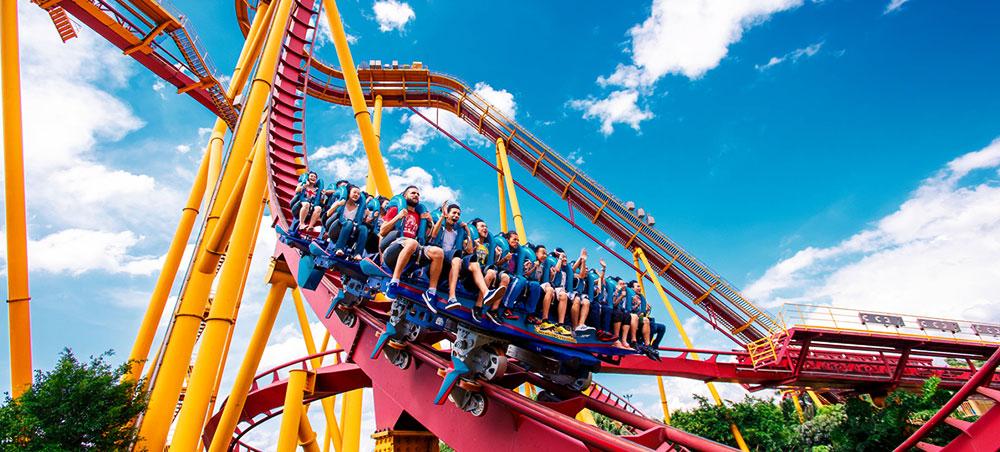 Guangzhou Chimelong Paradise Amusement Park Entrance Tickets