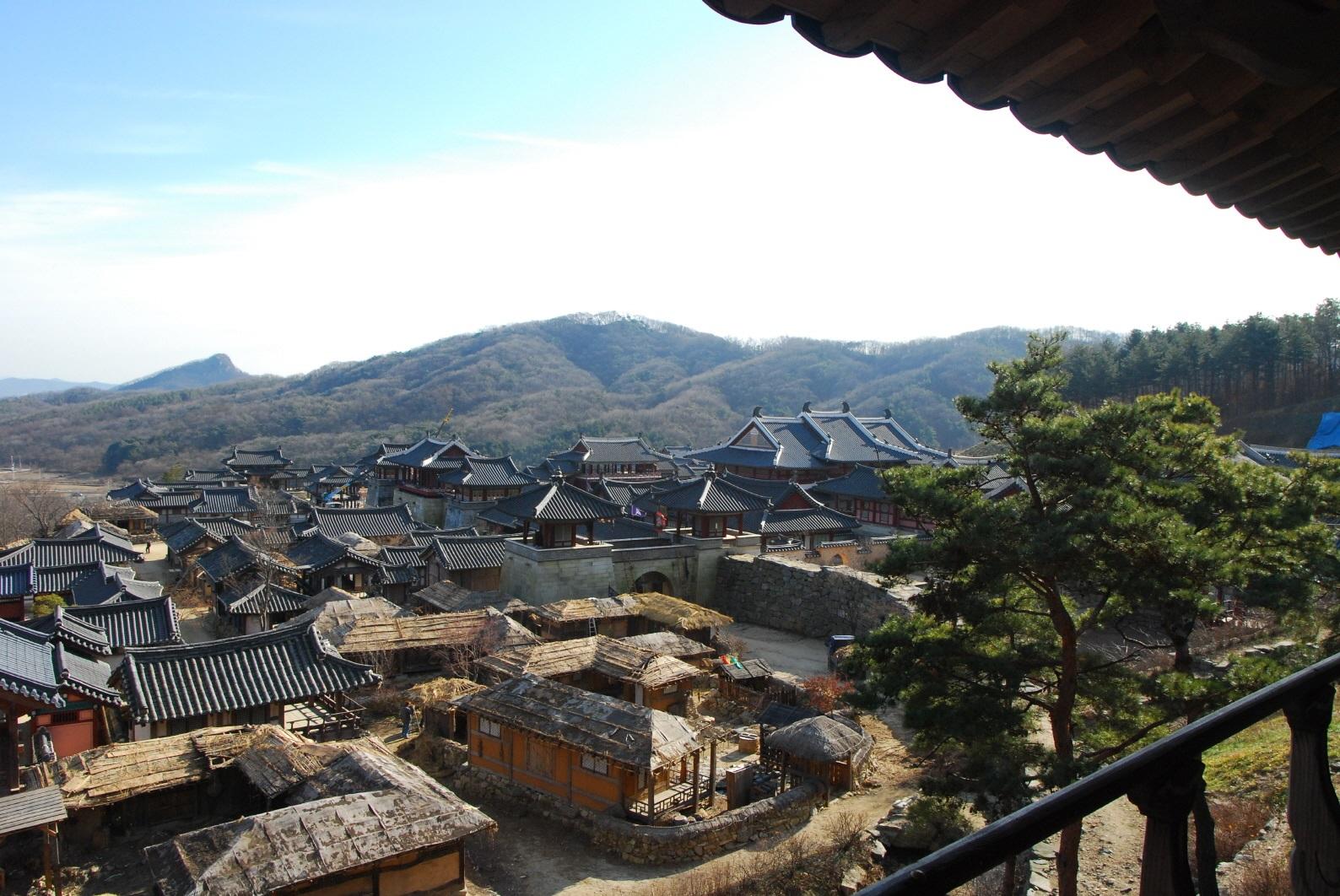 MBC Dae Jang Geum Park Half-Day Tour
