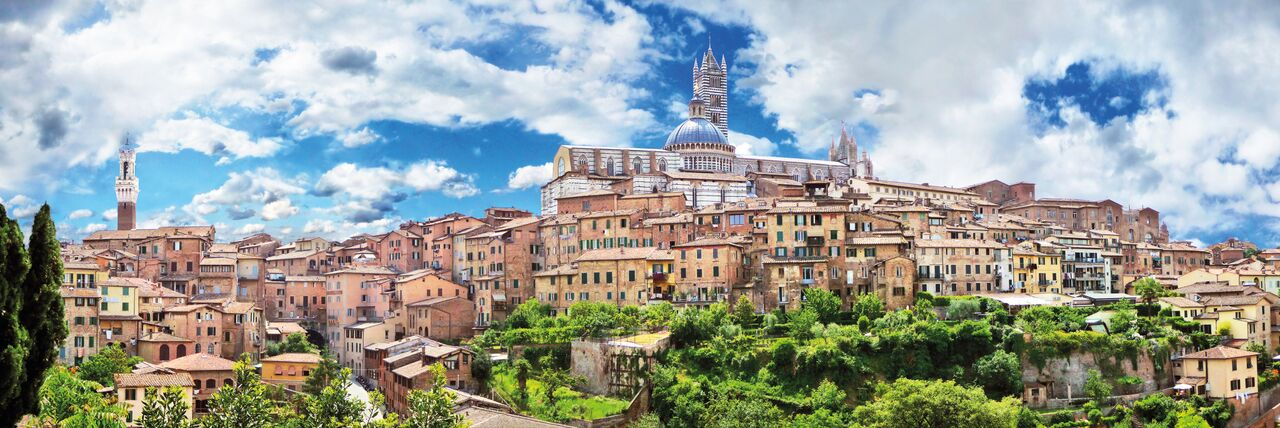 Tuscany Day Tour from Florence: Pisa, San Gimignano & Sienna