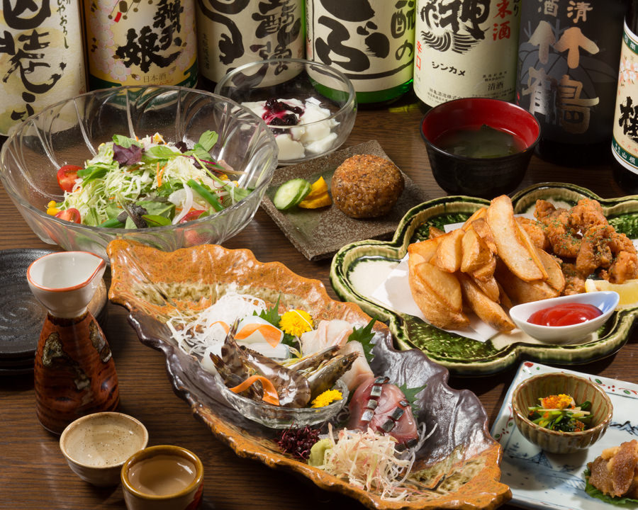 (Tokyo Food) Yurakucho Sashimi Seafood Restaurant・シンパチキング