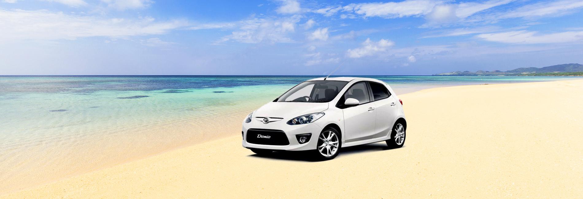 Ishigaki Island and Miyako Island Car Rental (C1 5-seater) - KKday