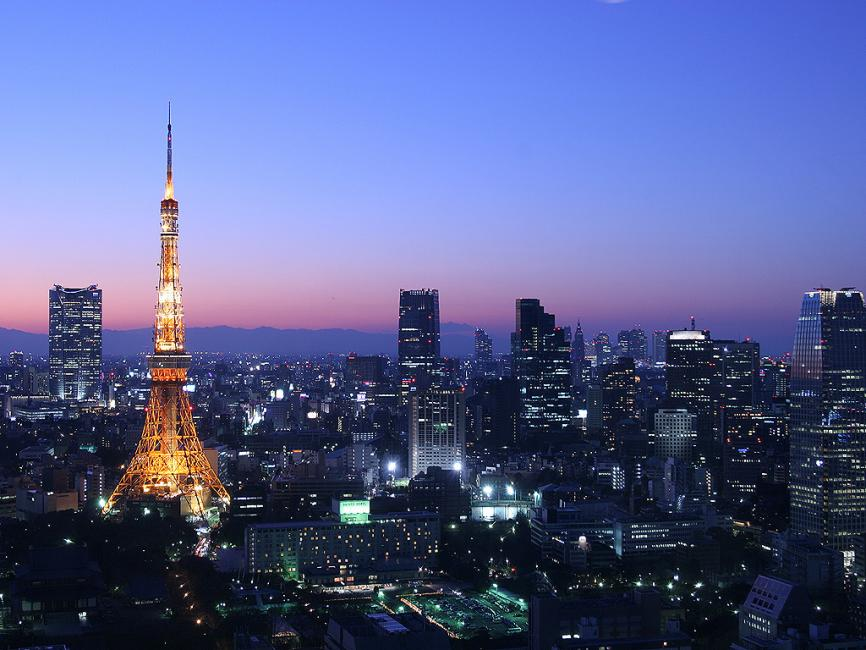 Tokyo Tower Observatory Tickets