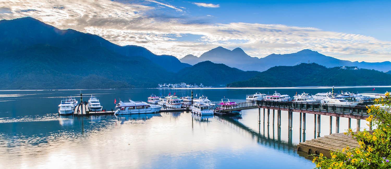 Sun Moon Lake Discounted Cruise 1-Day Tickets