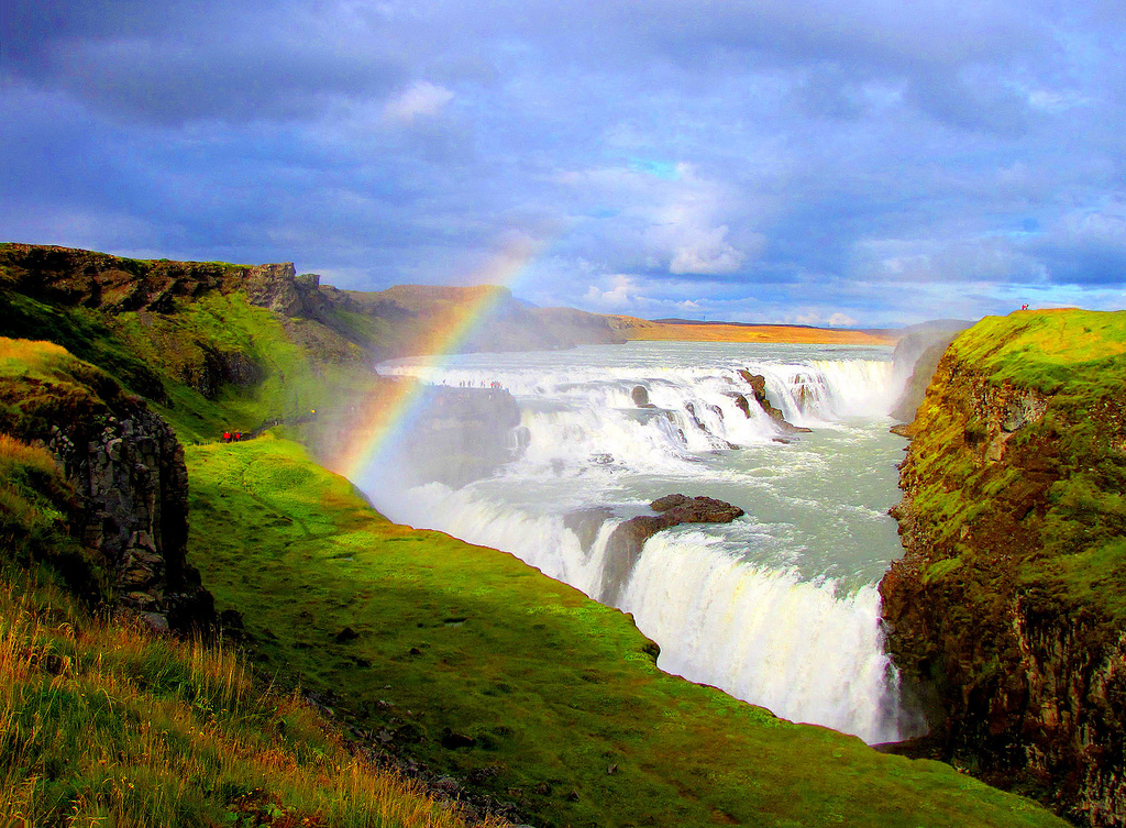 Iceland Golden Circle Day Tour from Reykjavik: Gullfoss Waterfall and Geysir Geothermal Area