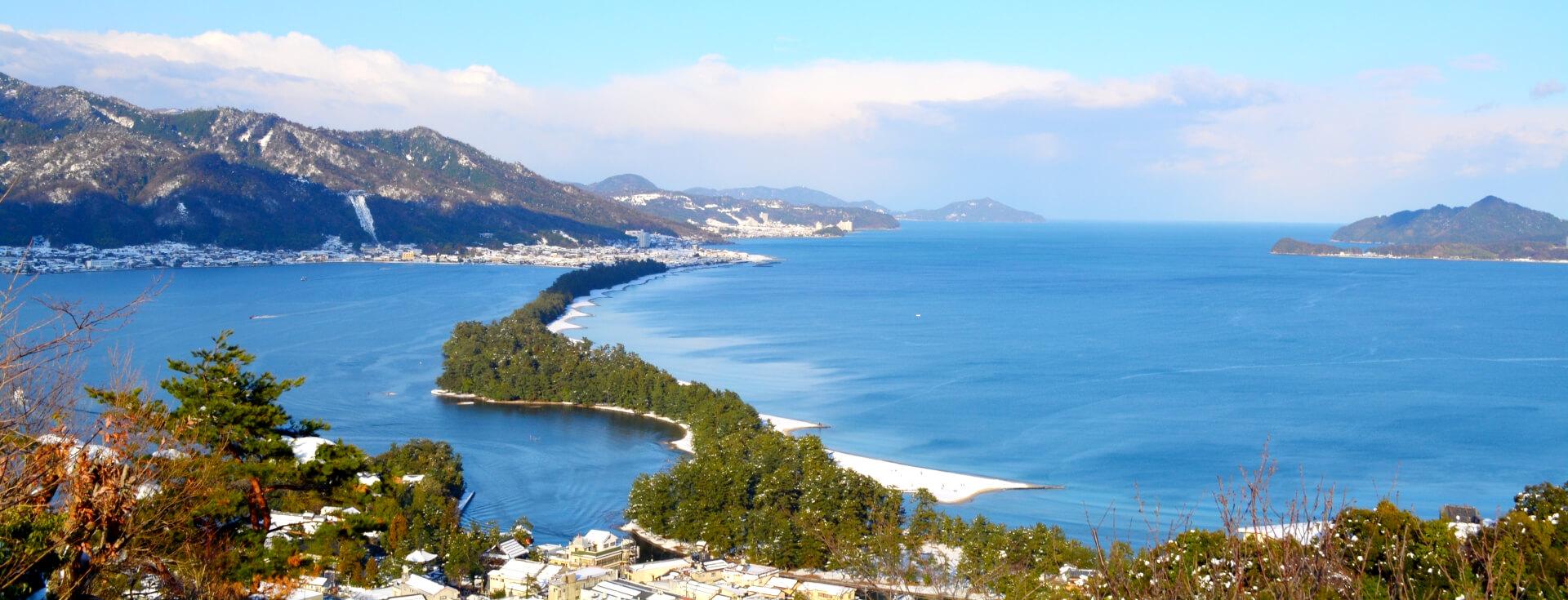 Kyoto Seaside Day Tour from Osaka: Amanohashidate, Ine no Funaya & Kayabuki no sato