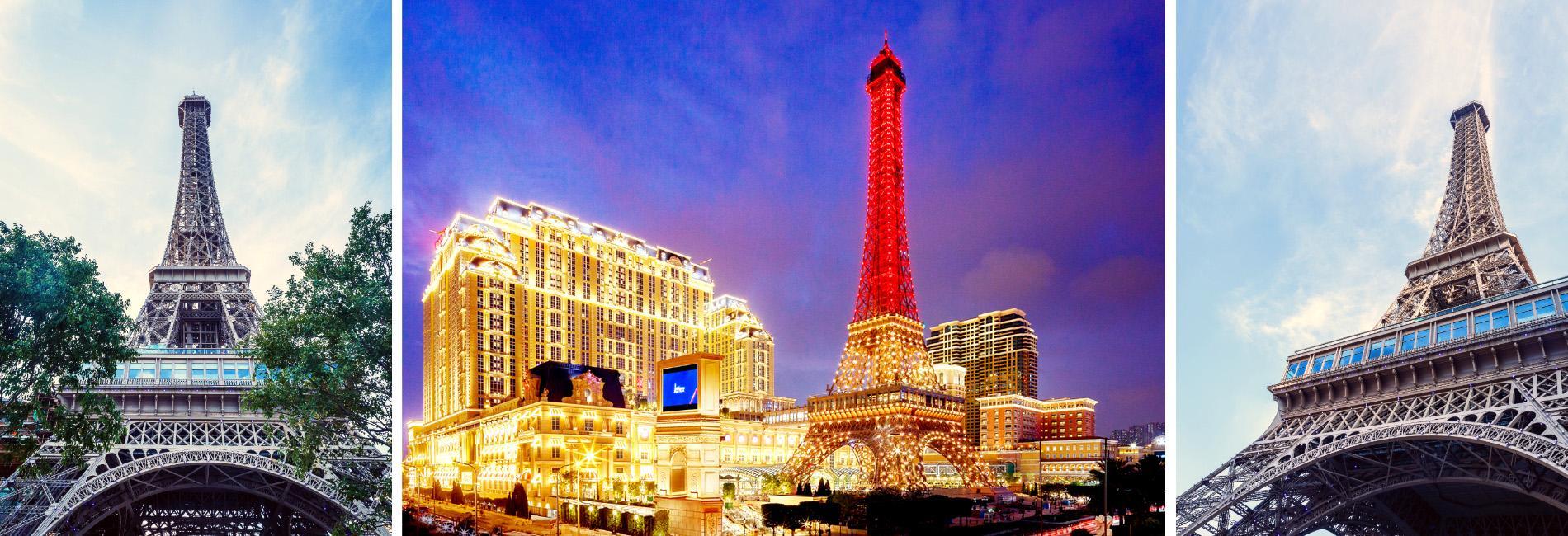 Eiffel Tower Experience E Voucher Kkday Tiket Cotaijet Ferry Round Trip Hongkong Macau