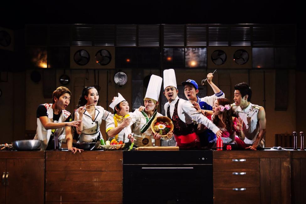 CHEF: Bibap Show Ticket in Seoul