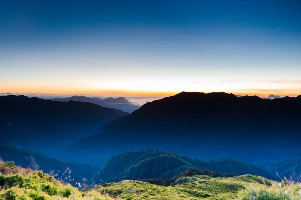 Hehuan Mountain Sunrise or Half-Day Tour from Cingjing Farm