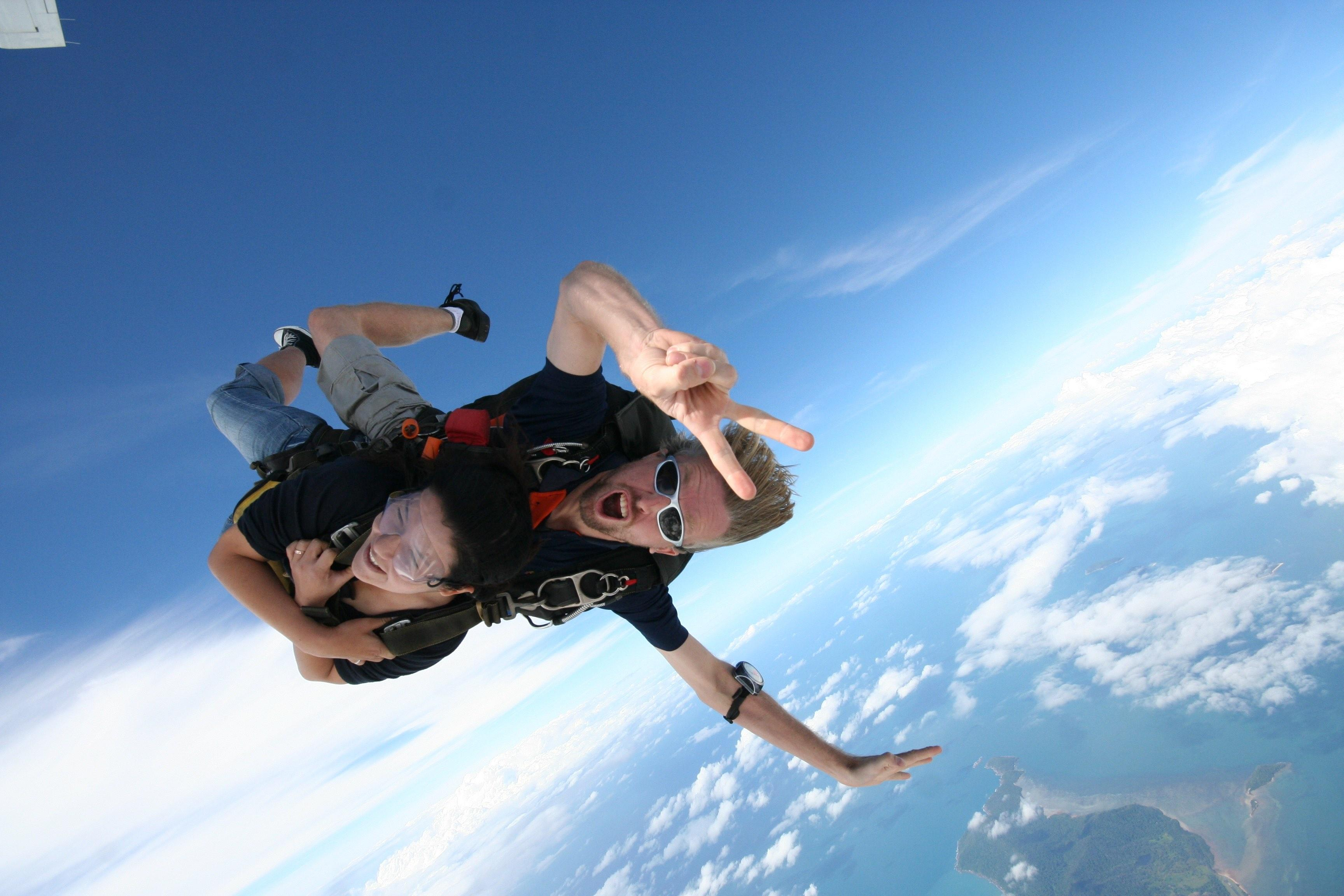 Melbourne Yarra Valley Skydiving Experience