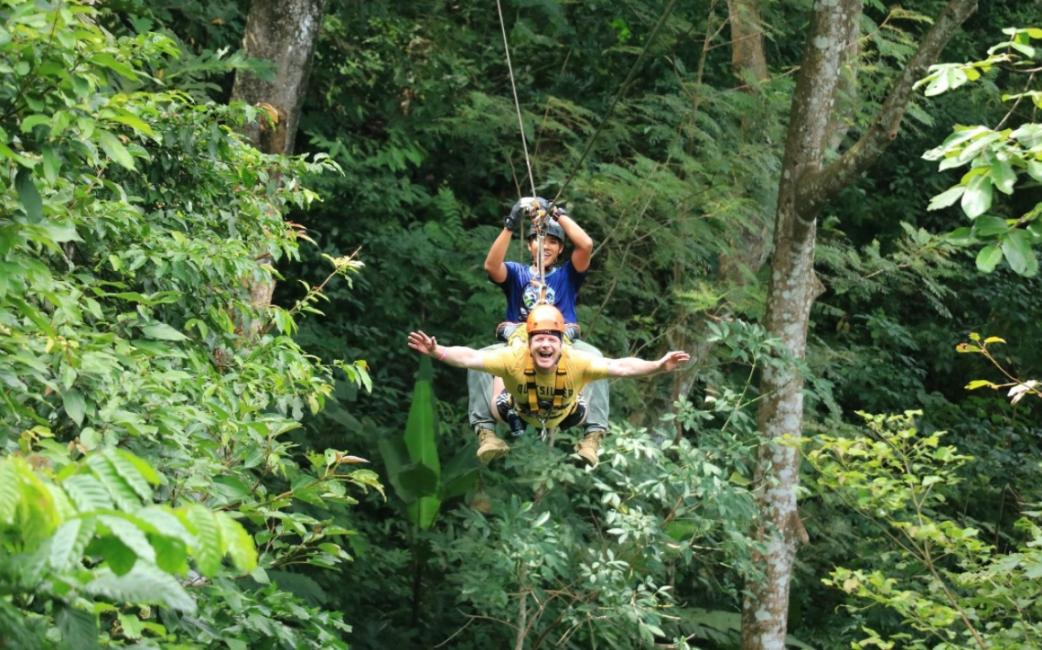 Phuket Hanuman World Zipline Adventure