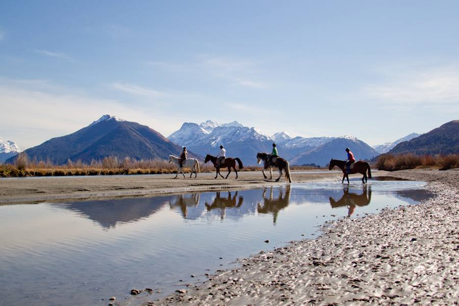 Glenorchy, New Zealand Horse Riding Experience