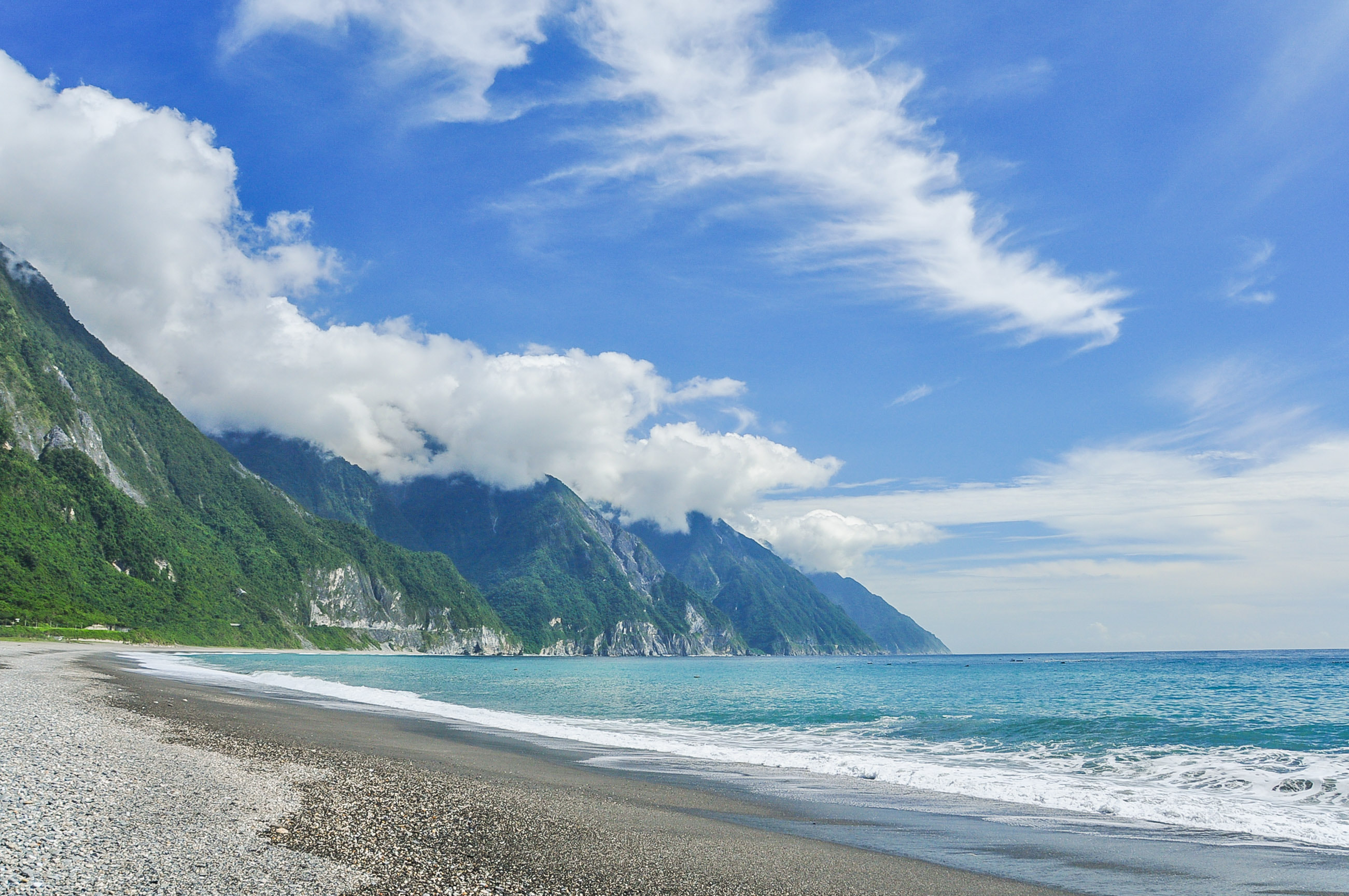 Taroko Gorge and Farglory Ocean Park 2-Day Tour from Hualien