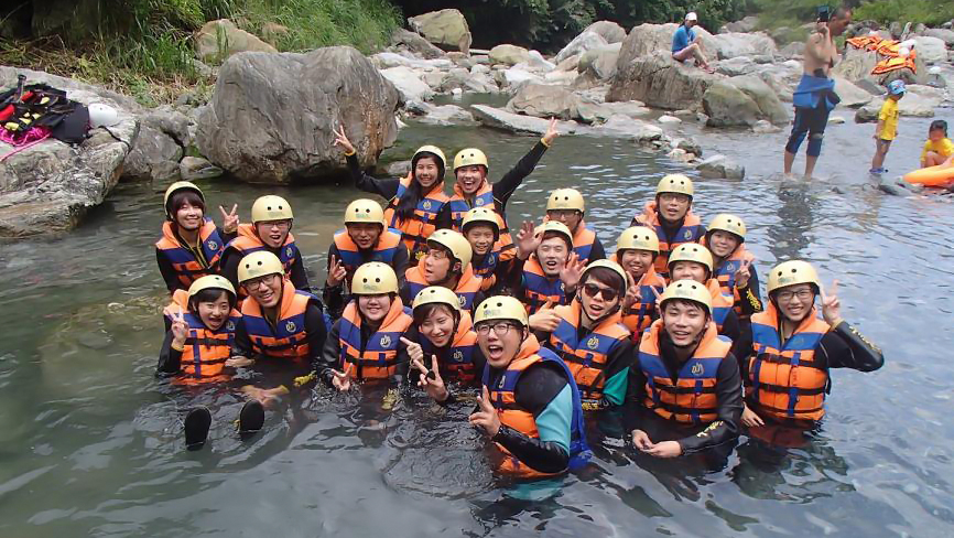 The Adventure of River Trekking in Hualien