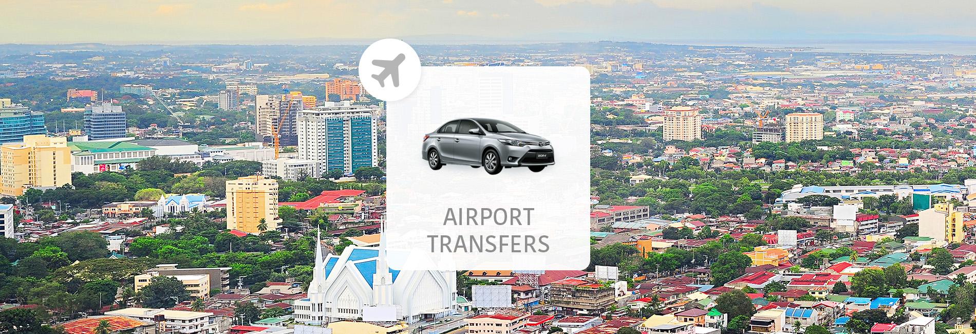 Cebu Private Transfer From International Airport Ceb To New Kijang Innova 24 G A T Booking Fee Downtown Kkday