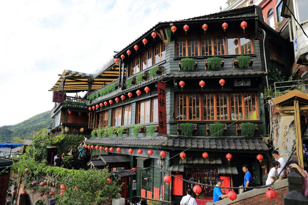 Taiwan Northeast Coast Private Day Tour: Jiufen, Pingxi, and North Coast