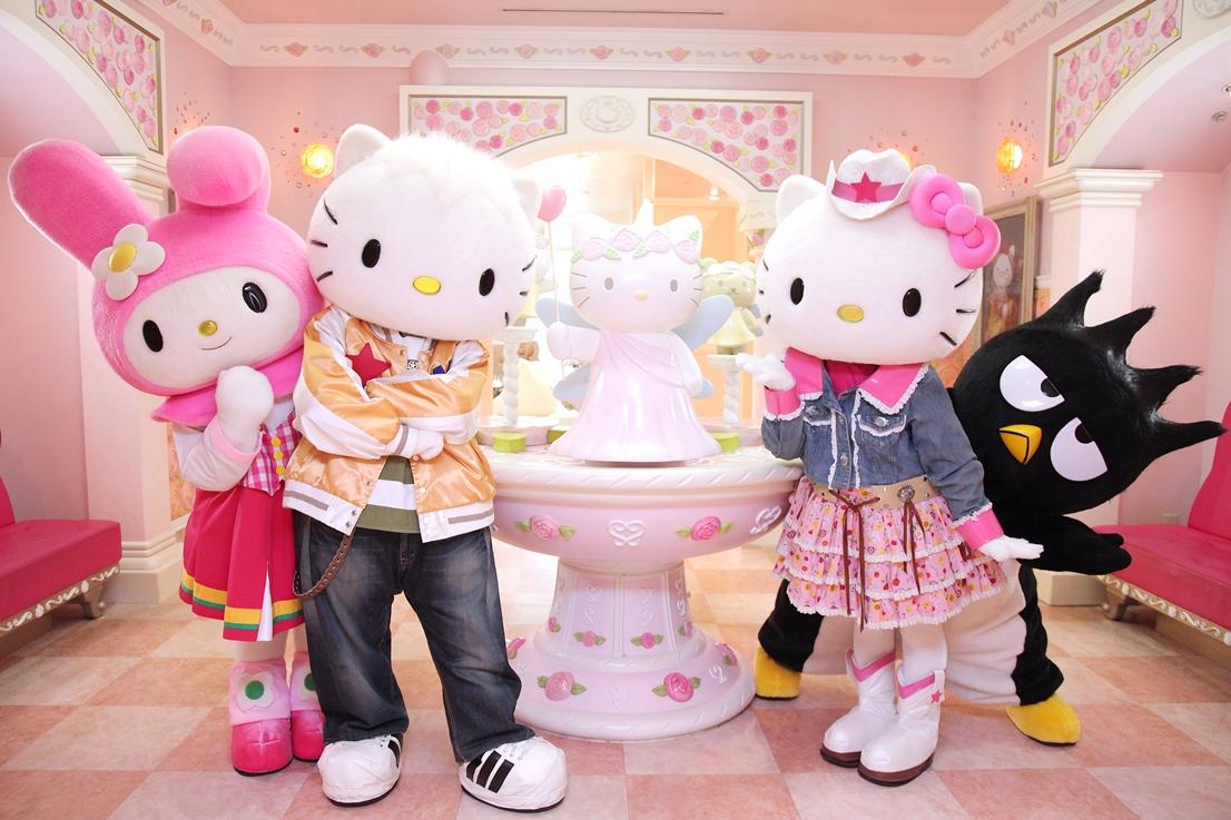 Sanrio Hello Kitty Town and Thomas Town Tickets