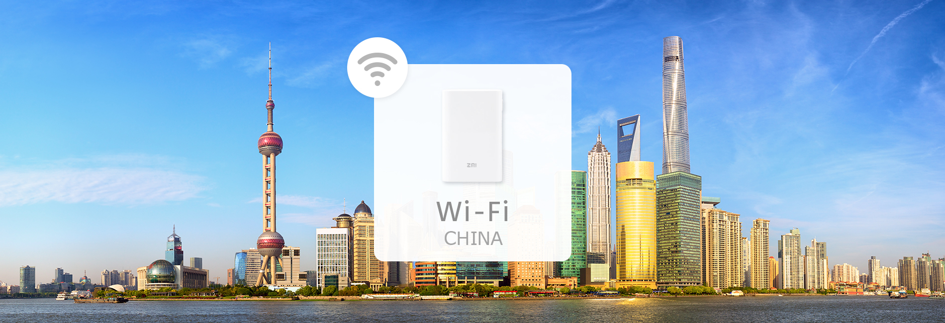 China 4G Portable Wi-Fi Rental (Pick-Up at Taiwan Airports)