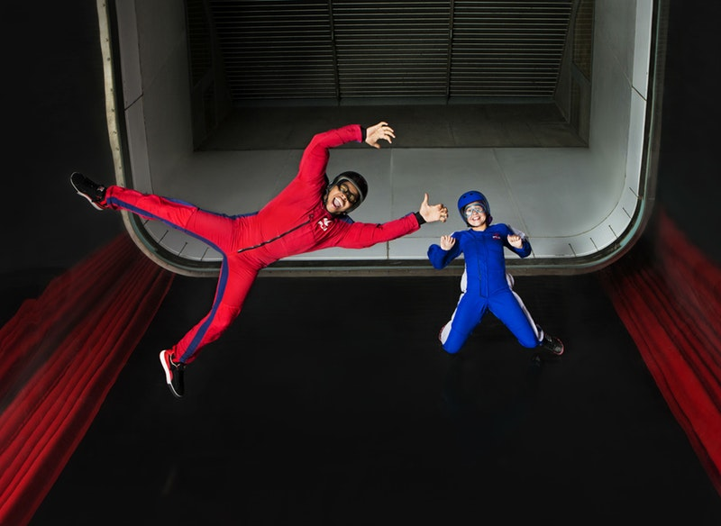 iFly Dubai Indoor Skydiving Experience