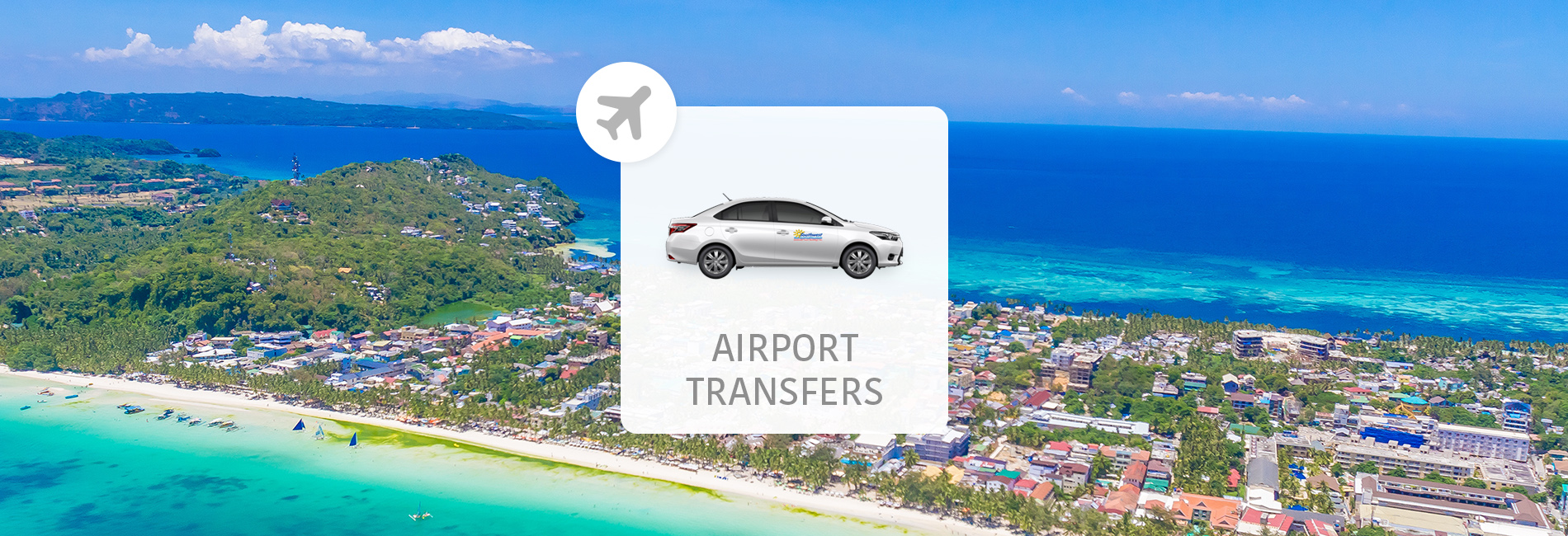 Caticlan Airport (MPH) Shared Transfer to Boracay