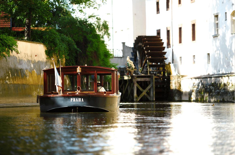Prague Vltava River Cruise