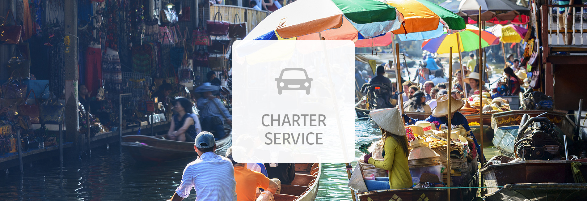 Private One-Day Charter Tour from Bangkok