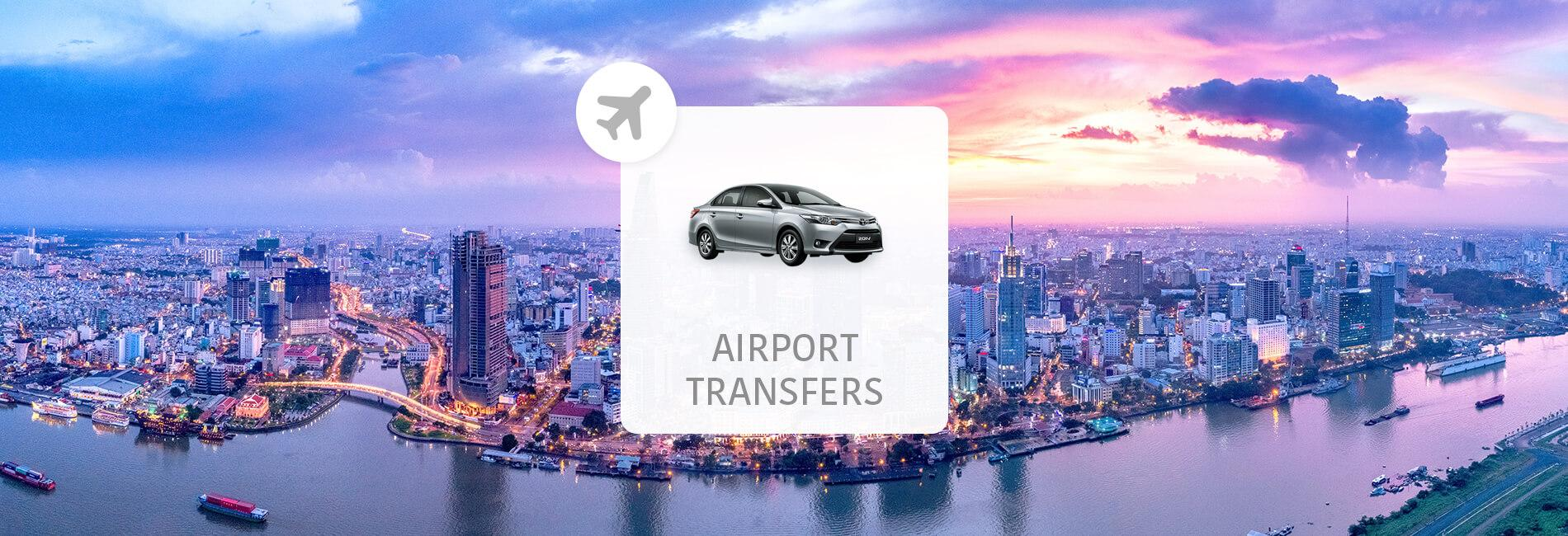 Tan Son Nhat International Airport (SGN) Private Transfer to Ho Chi Minh City