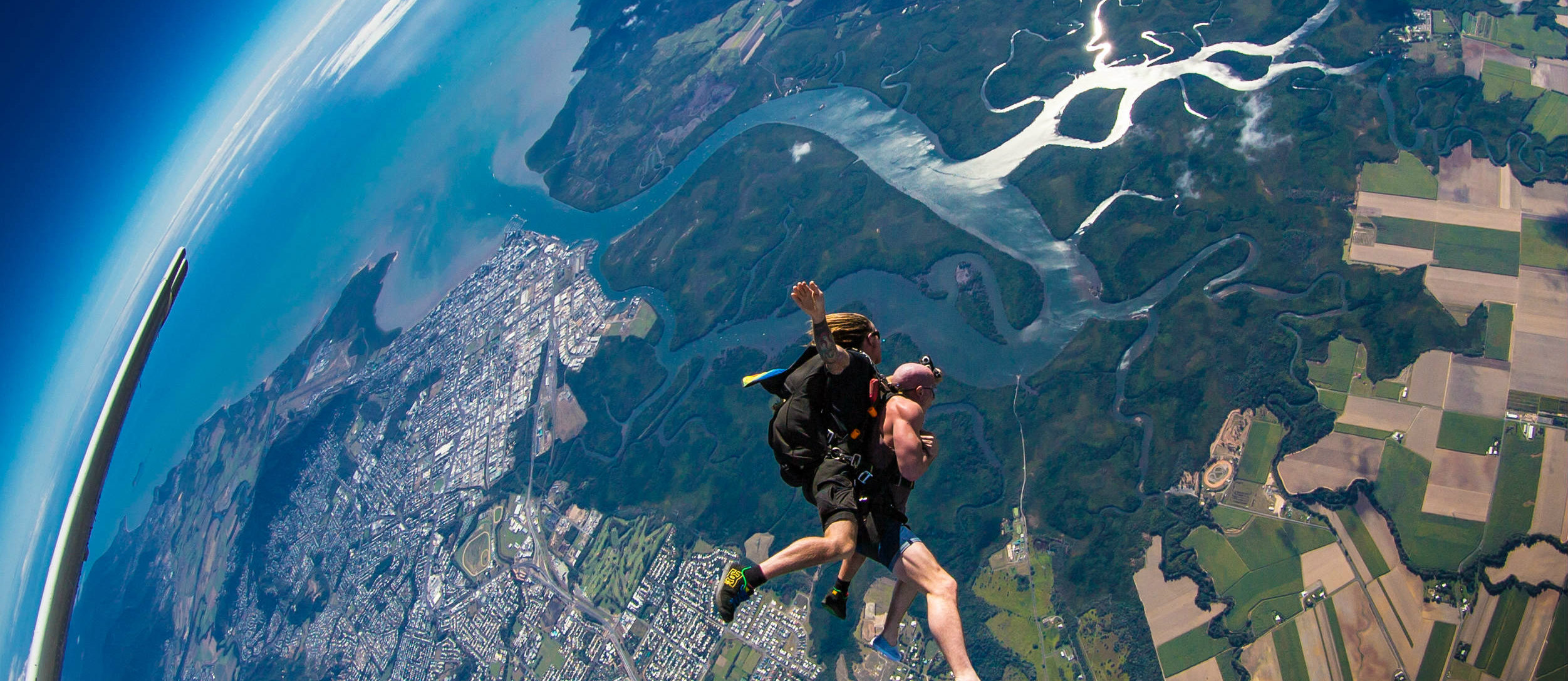 Cairns Tandem Skydive Experience
