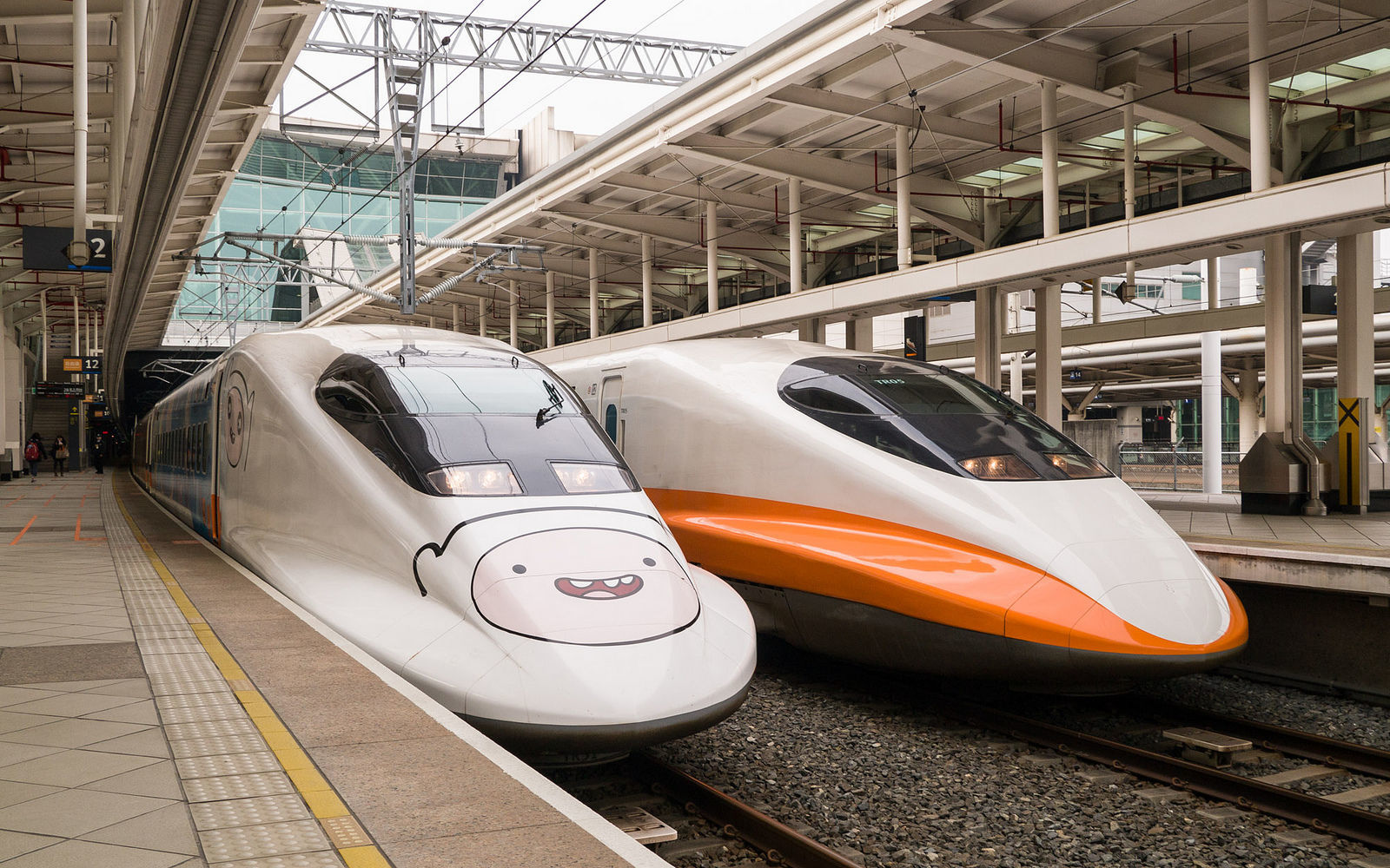 Taiwan High Speed Rail Discount Ticket from Chiayi
