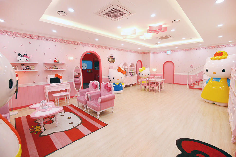 Jeju Hello Kitty Island Ticket