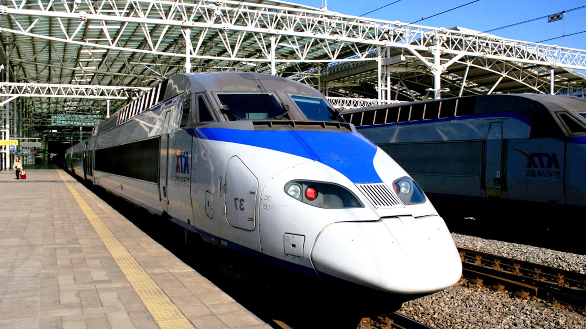 KTX等乗り放題!】韓国鉄道周遊...