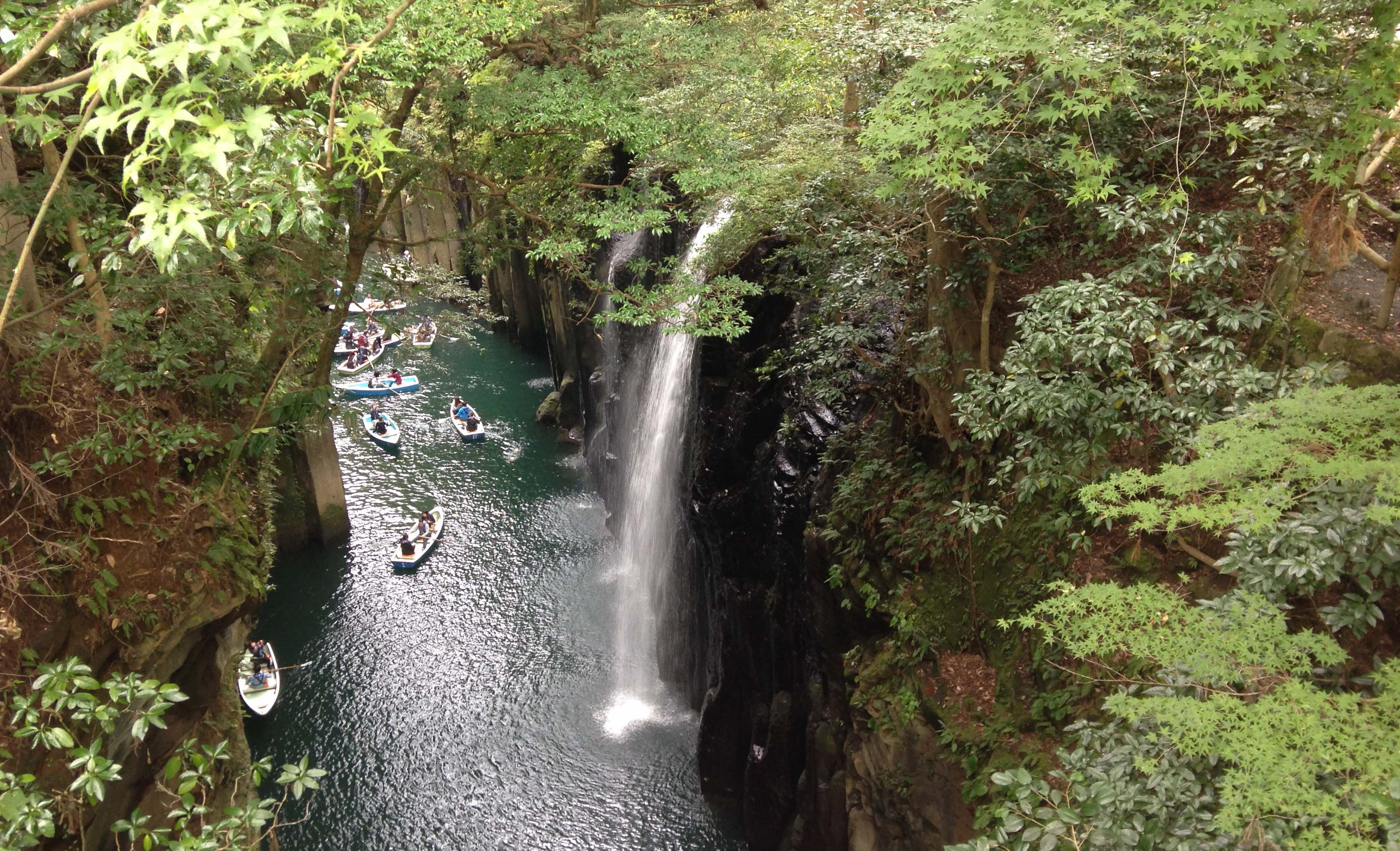 Takachiho Gorge  The Hometown Of Japan Myth And Legend