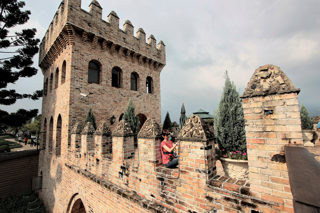 Private Day Tour From Taichung Xinshe Castle National Taichung