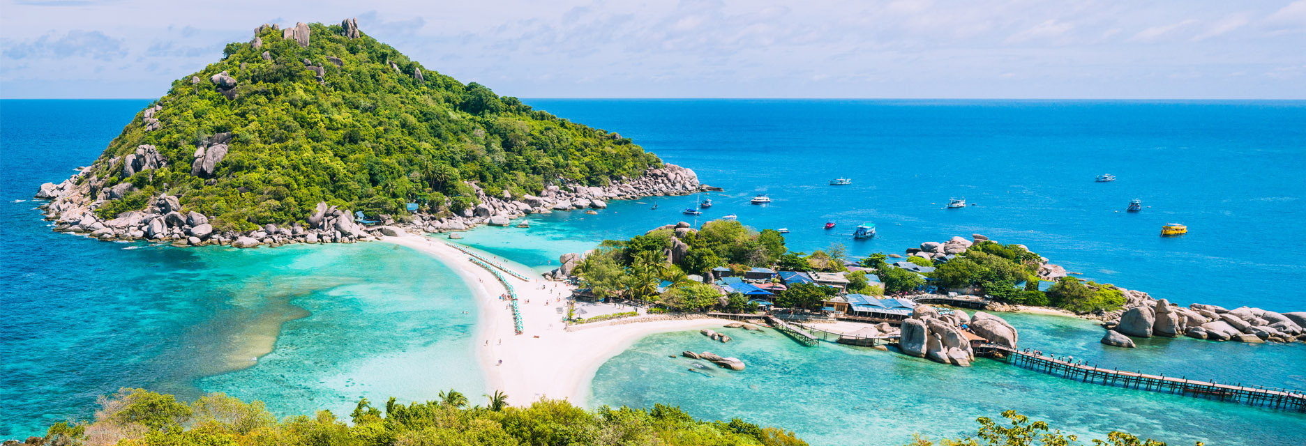 Koh Tao and Koh Nang Yuan Snorkeling Adventure