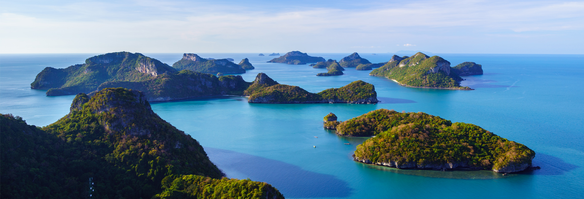 Day Tour From Koh Samui: Ang Thong National Park Image