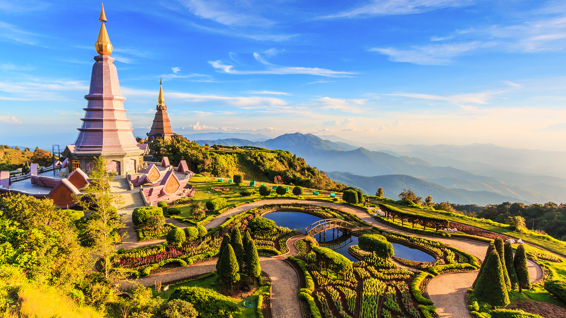 day tour from chiang mai  doi inthanon national park