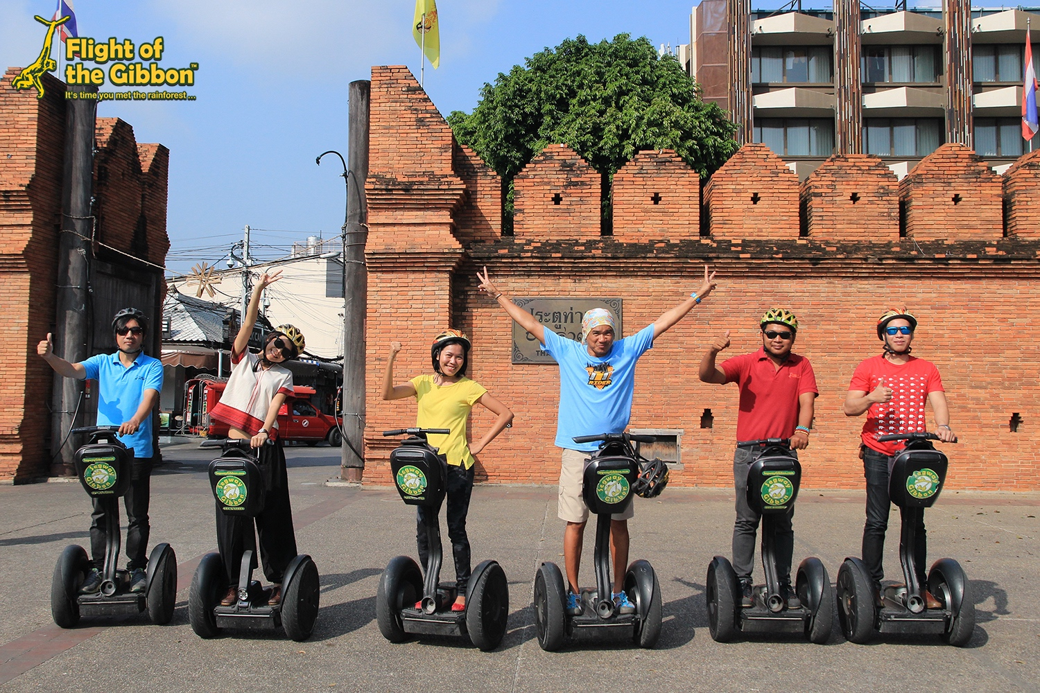 Chiang Mai Segway Day Tour