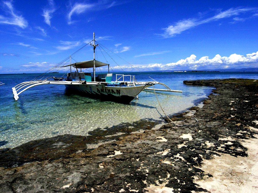 Nalusuan Island Day Tour