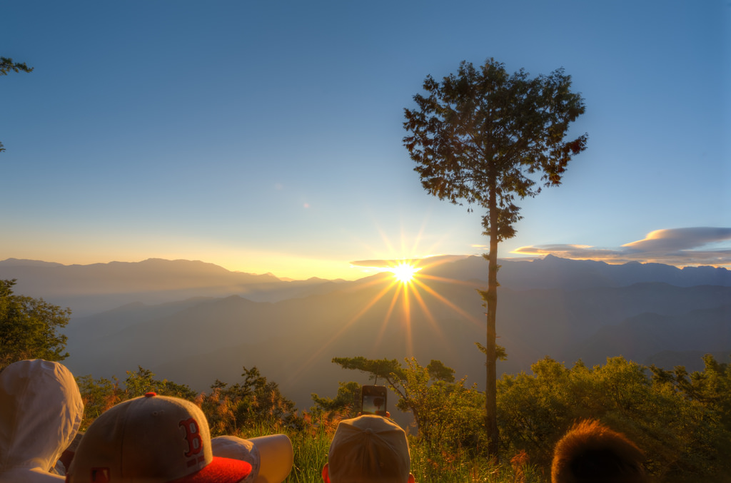 2-Day Alishan Tour and Staying at Alishan House