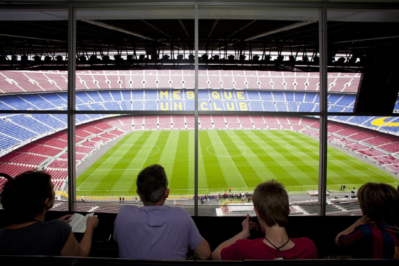 Camp Nou Experience: F.C. Barcelona Museum and Tour-KKday.com