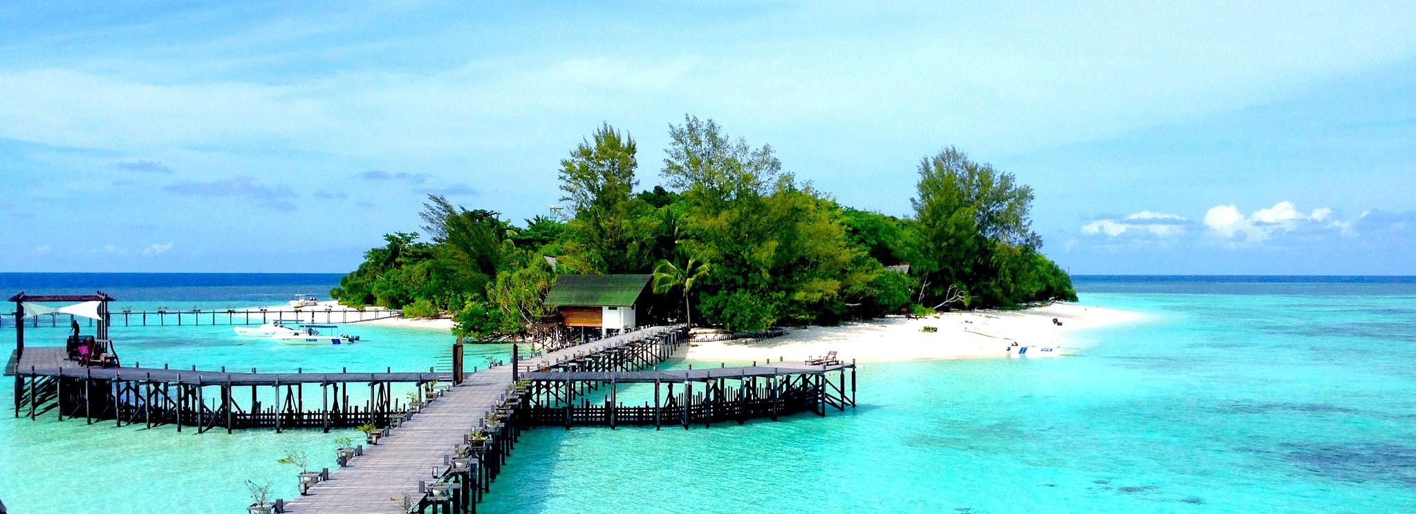 Lankayan Island Dive Resort 3D2N