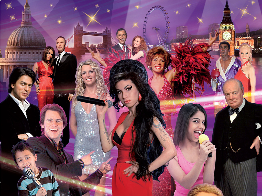 Indonesian Rupiah To Usd Madame Tussauds London And Marvel 4d Kkday