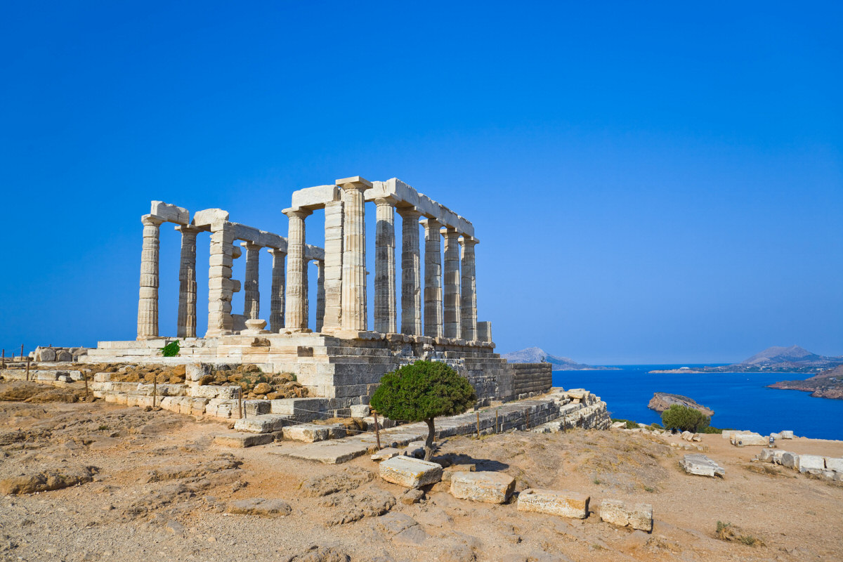 Temple of Poseidon and Cape Sounion Tour: From Athens ...