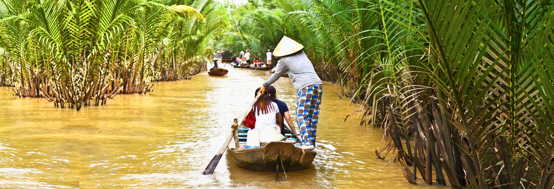 Day Tour From Ho Chi Minh: Mekong Delta, Vinh Trang Temple