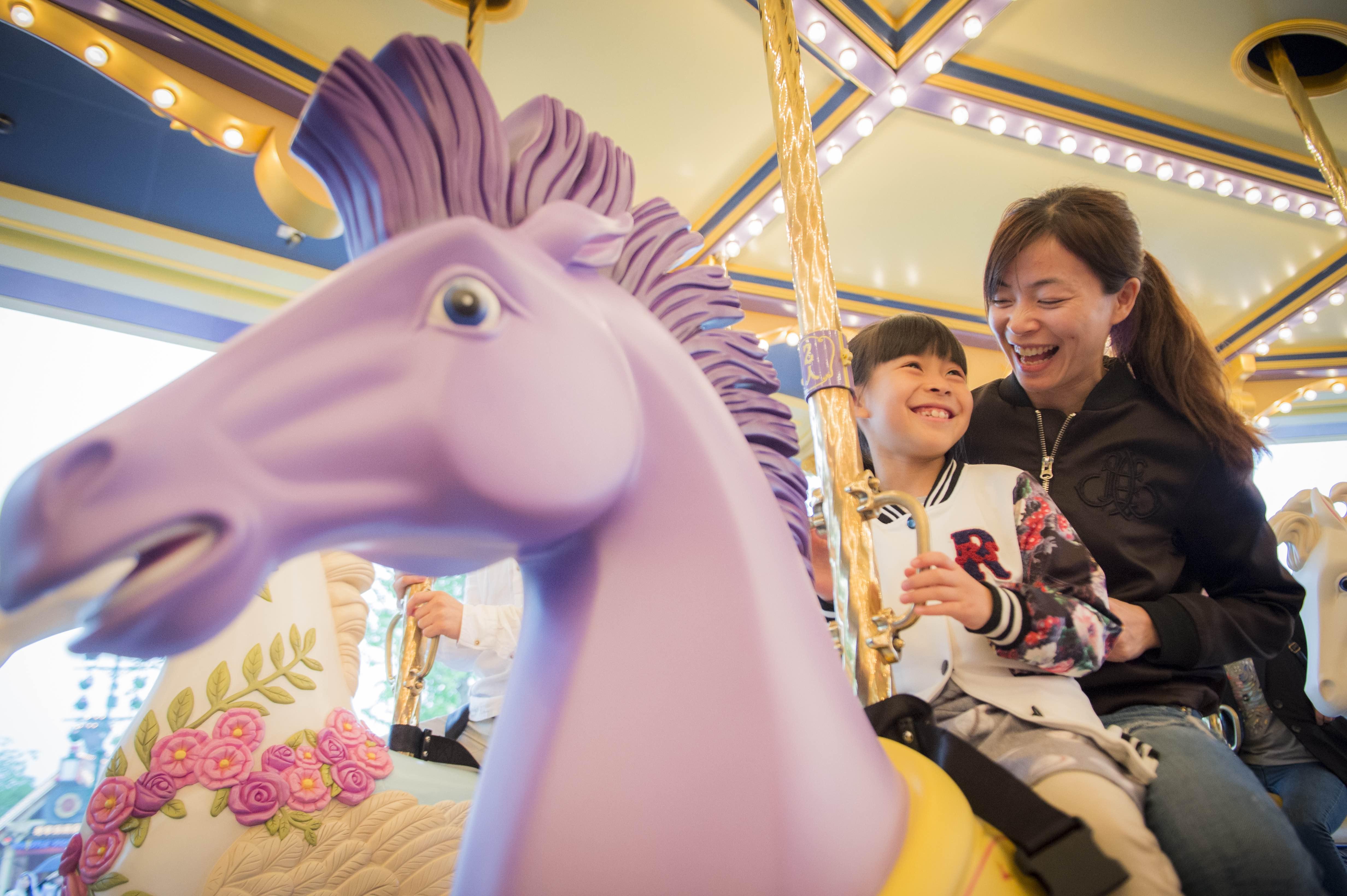 Shanghai Disneyland Day Pass Image
