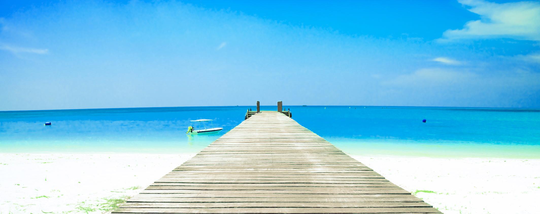 Summer Sabah Island Trip: Mengalum Island 2D1N Trip